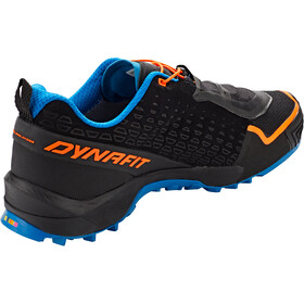 Dynafit Speed MTN GTX Kengät Miehet, black/mykonos blue